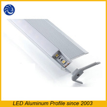 Accessory Led Aluminum Profile Channel With Diffuser Cover