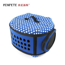 Pet supplies wholesalers collapsible wholesale pet carrier