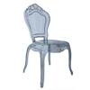 Leisure bella plastic chairs Transparent Polycarbonate bella chair