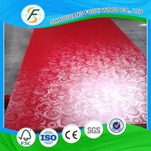 pain/melamine particle board /chipboard in low prices