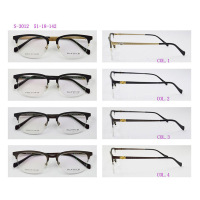 italian designer eyeglasses stylish glasses frame for men half frames