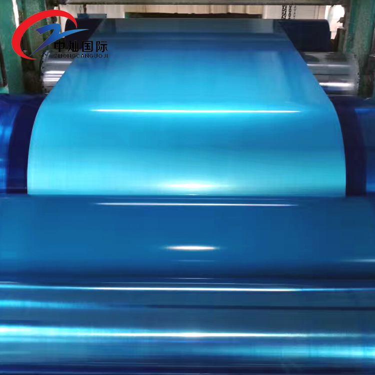 aluzinc / zincalume / aluminium coated steel sheet / lamina in coils
