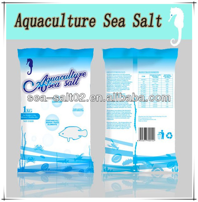 1Kg Bag Artificial Aquaculture Sea Salt