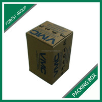 WHOLESALE BROWN CORRUGATED PACKAGING CARTONS CUSTOM PRINT MAILER BOXES FOR EXPRESS COMPANY