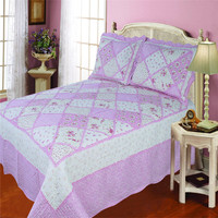 silk wadding duck feather quilt