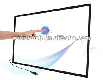 27 inch multi touch screen panel overlay with 6point