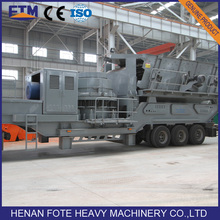 brand new Movable Stone Crushing Plant, conical crushing & screening plant,portable mobile cone crusher plant on sale