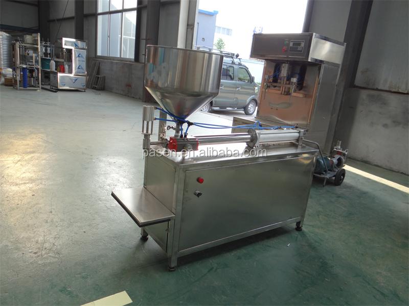 Automatique pâte machine d'emballage | beurre d'arachide machine à ...