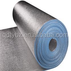 Energy Saving Heat Resistant XPE Foam Aluminum Foil Insulation
