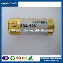 General remote control rechargeable battery plastic sticker