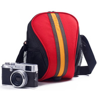 stylish fashion waterproof bag for digital camera shoulder camera bag for mirrorless camer