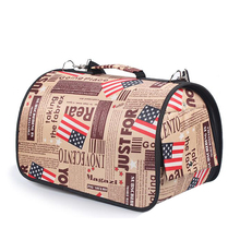 2017 Large Size Sweet Cute House Pets sling Dog Cat Puppy Carrier Carry Bag