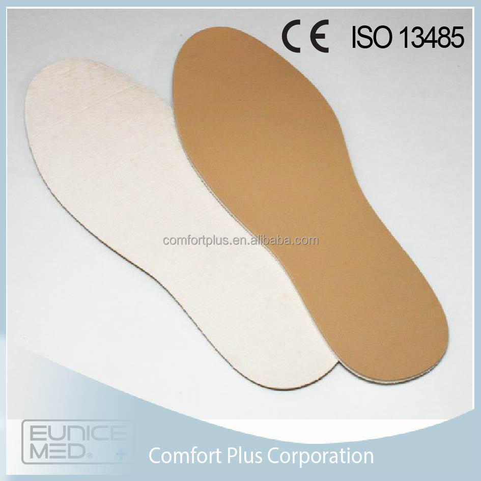 Health Medical Latex Foam Insoles