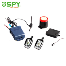 Anti-hijacking motorcycle accessories 2 way motorbike alarm system 12V