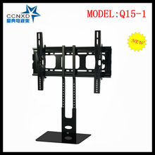 flat screen TV wall mount with DVD, wifi box,set-top box shelf