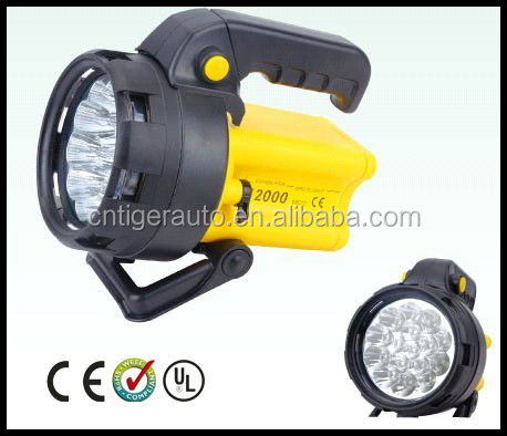 6V RECHARGEABLE Spot Light
