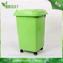2017 Chinese suppliers Hot Salecheap plastic waste bins eco products plastic trash/dust bin stainless steel waste bins
