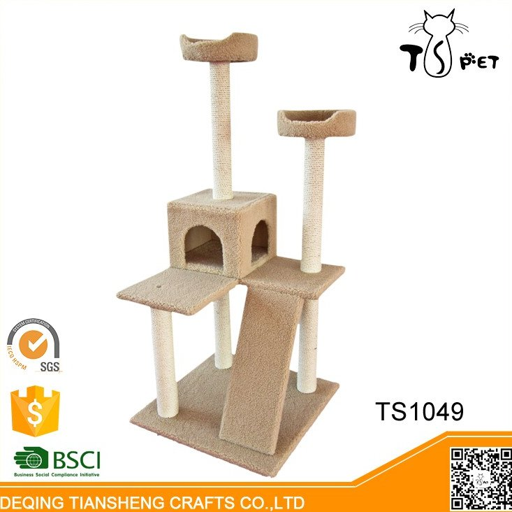Pet Houses Type and Cats Application Cat Furniture Design