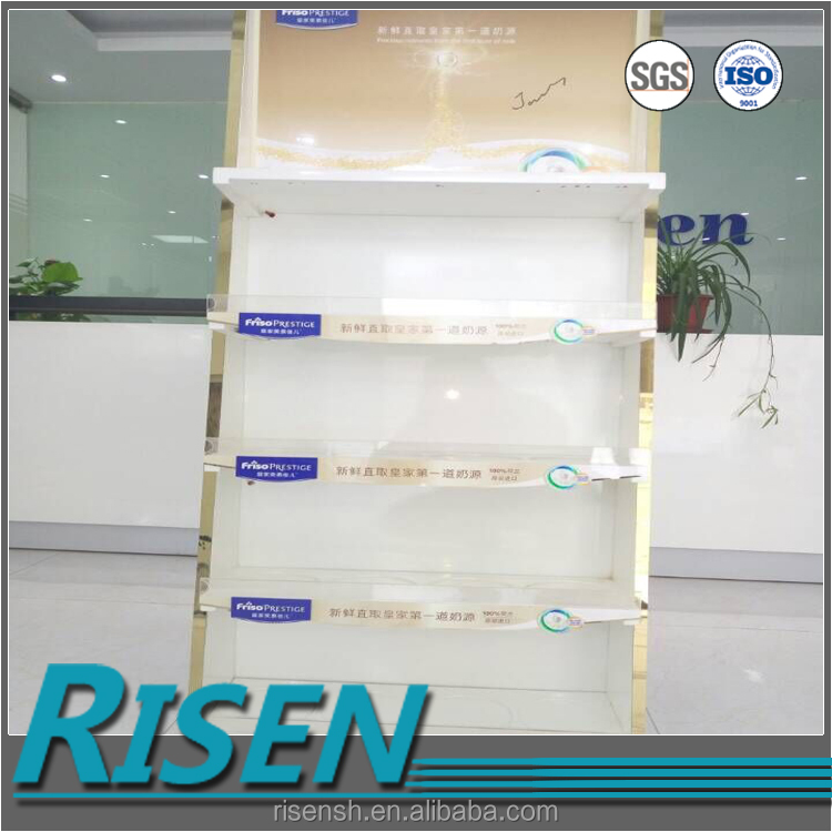 wholesale quality acrylic display for customized graphics, adroital news display