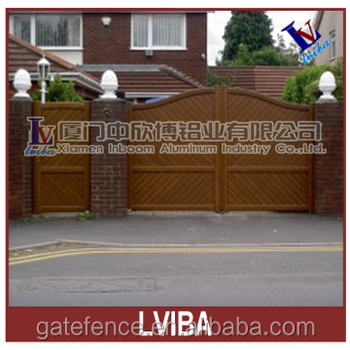 entrance gate design & home entrance gates and entrance gates aluminium