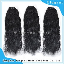Hot sale 5a grade cheap humna hair 16inch natural wave 100% Philippine virgin hair