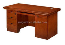Classic Hot Sale Chinese Mahogany Executive Computer Desk/Office Front Desks (FOHK-1477)