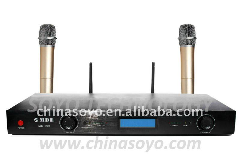 digital Wireless Microphone system for conference