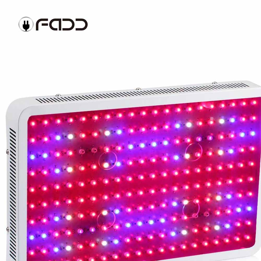 Flowering use 2000W led grow light full spectrum led plant grow light