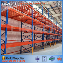 2017 hot sales iron storage rack teardrop pallet racking system from China supplier