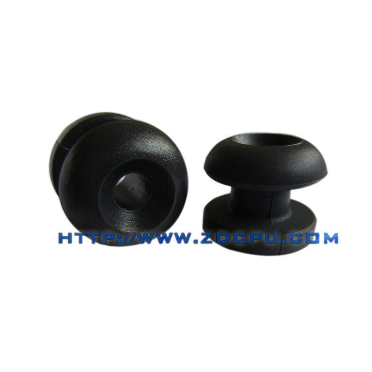 New brand 2017 oval silicone rubber grommet