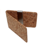 Boshiho china wholesale wallets new rfid vegan cork money clip