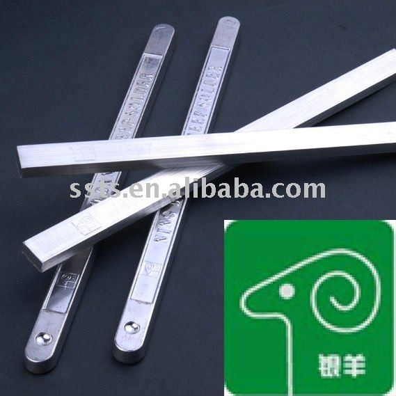 high quanlity Lead Free Tin solder bar