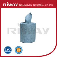 Meltblown Nonwoven Fabric for Oil Absorbent Materials