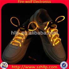 Turkey 2014 new promotional products novel items magic led shoelace Manufacturer
