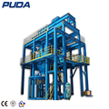 High quality dry mix mortar plant big bag packing filling machine