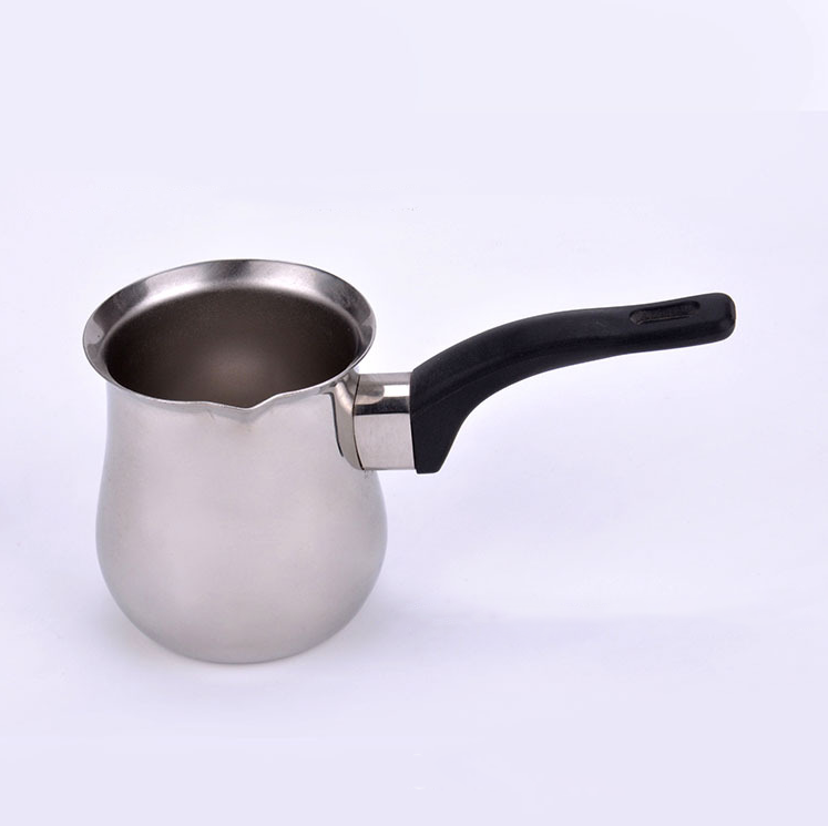 Creative stainless steel Turkish warmer / milk butter warmer /coffee warmer