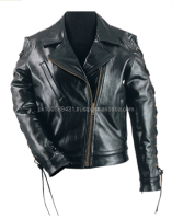 Motorbike Leather Jacket for Women- Premium Leather Jacket / Leather Garment in Pakistan Sialkot