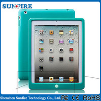 Factory Wholesale silicone case for tablet pc, 9 inch silicone tablet case, 9.7 inch tablet silicone case cover