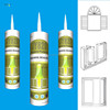 JY820 factory cheap price adhesive glue latex is acetoxy silicon sealant