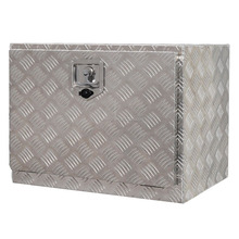 "24"""" Aluminum Tool Box For Trailer Or Truck"