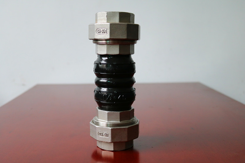Threaded Rubber Expansion Joint On Sale
