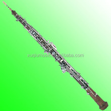 Automatic Rosewood Oboe With Silver Plated Keys