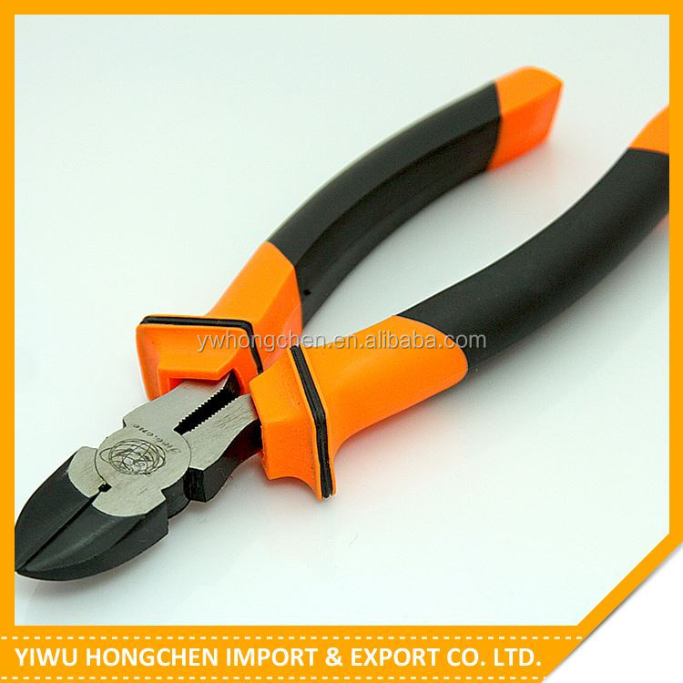 Modern style excellent quality hand tools long nose pliers from China