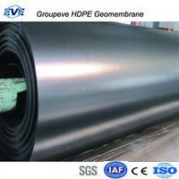 Waterproof Hdpe Geomembrane Liner for Roof and Aquaculture