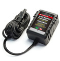 6V/12V 750mA Automatic Car Motorcycle lead acid battery charger battery maintainer float charger compact size