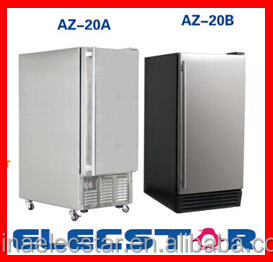 Built-in for Outside Use Free Standing Ice Maker, outdoor ice maker