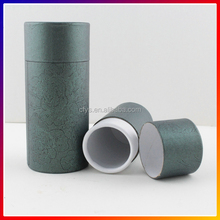Paper cardboard tubes Custom Round Cylinder Paper Cardboard Packaging Tube box from China honesty supplier