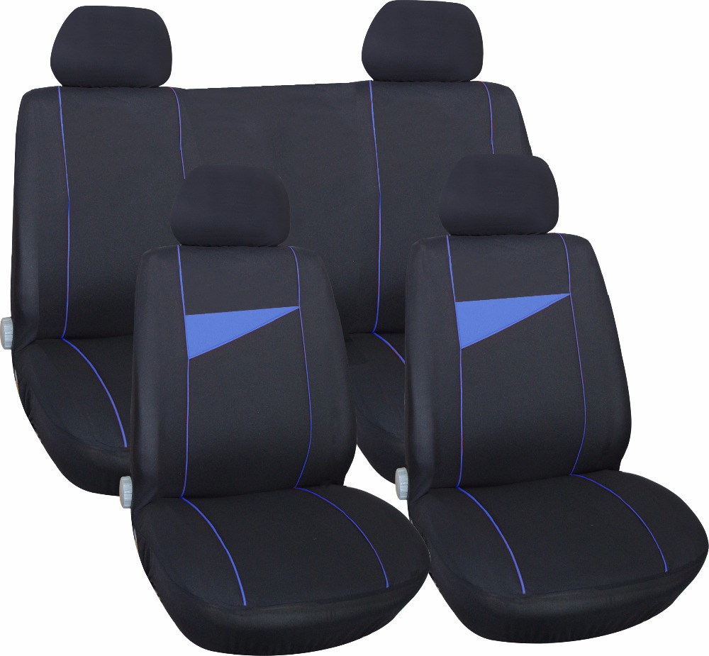 Hot-sale PVC leather Car Seat Covers