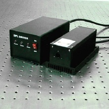 550nm 80mW DPSS Green Laser Module for Optogenetics