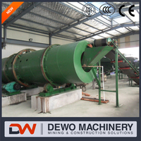ZL model revolving drum granulator/Compound Fertilizer Production Line
